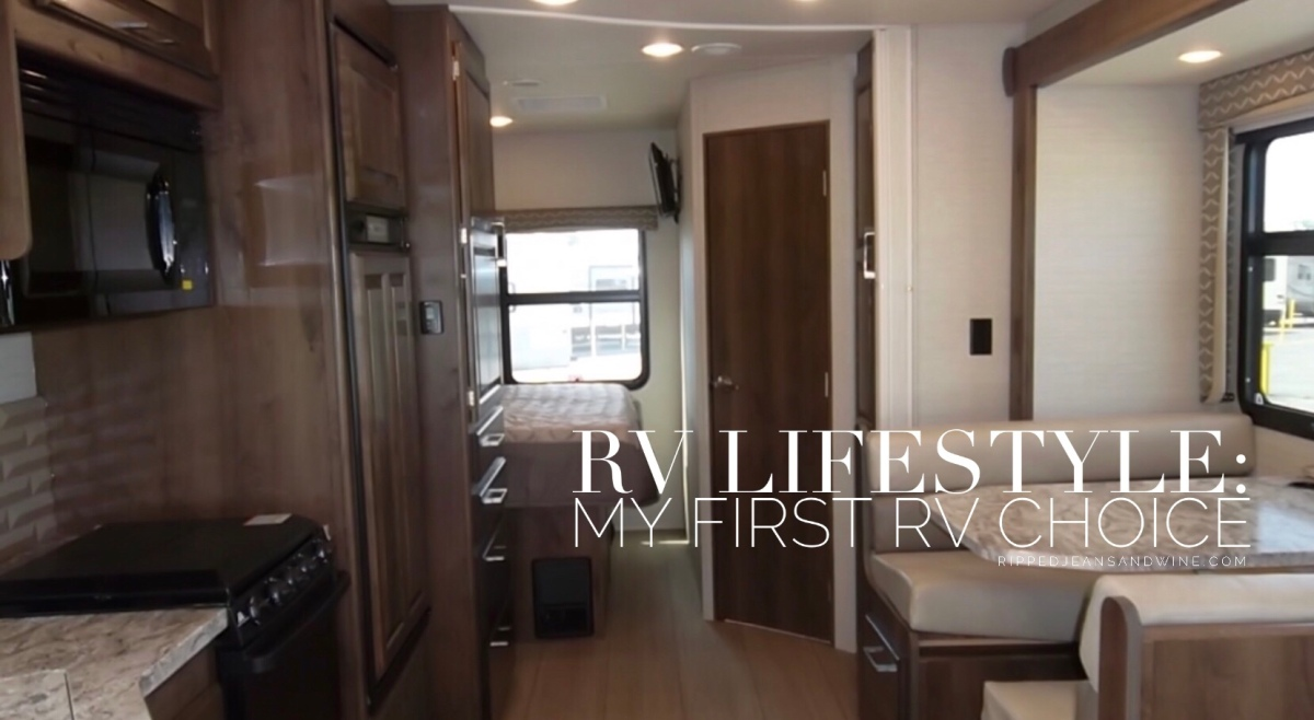 RV Lifestyle: My first RV model choice